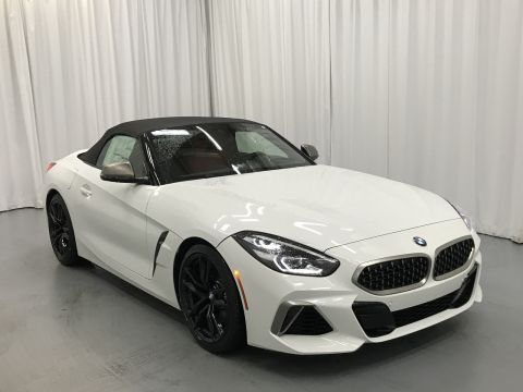 New 2020 BMW Z4 sDriveM40i Roadster