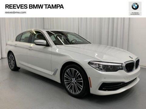 Certified Pre-Owned 2019 BMW 530i 530i