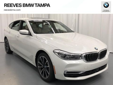 New 2019 BMW 6 Series 640i xDrive Gran Turismo With Navigation & AWD