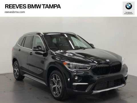 New 2018 BMW X1 xDrive28i Sports Activity Vehicle AWD