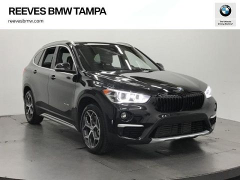 Certified Pre-Owned 2018 BMW X1 xDrive28i Sports Activity Vehicle AWD