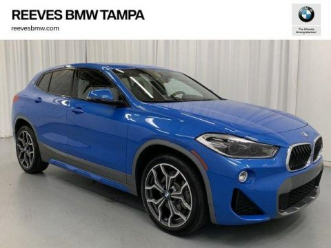 Certified Pre-Owned 2019 BMW X2 sDrive28i sDrive28i