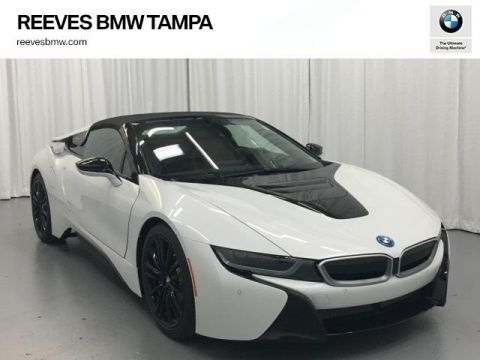 New Bmw I8 Near Brandon Reeves Bmw Tampa