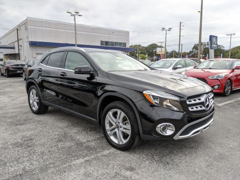 Pre-Owned 2018 Mercedes-Benz GLA GLA 250 SUV