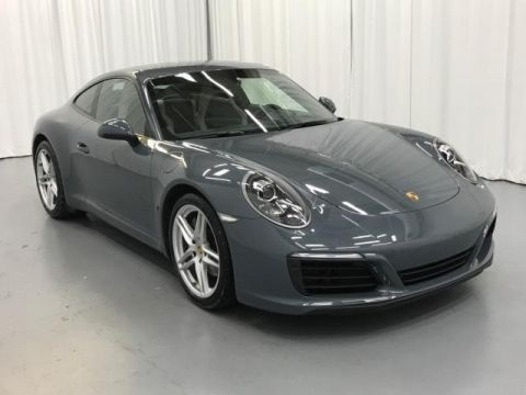Pre-Owned 2017 Porsche 911 Carrera Coupe