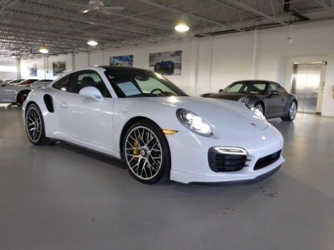 Pre-Owned 2015 Porsche 911 2dr Cpe Turbo