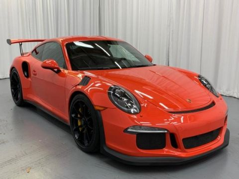 Pre-Owned 2016 Porsche 911 2dr Cpe GT3 RS